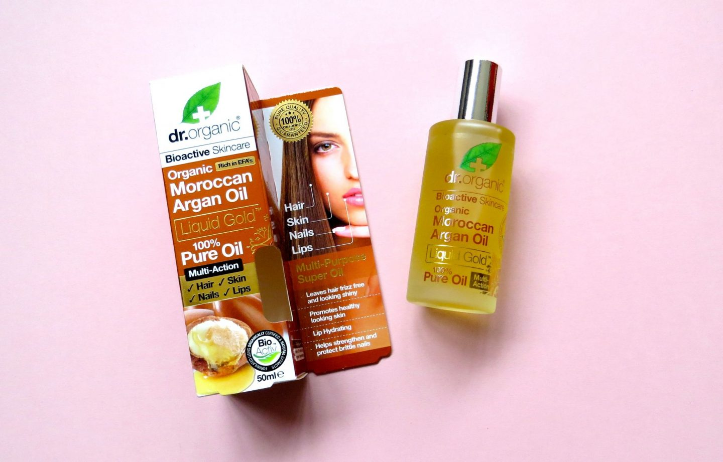Dr Organic Argan Oil