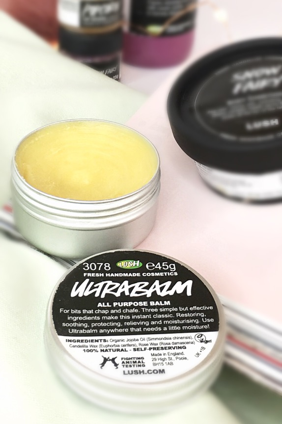 Lush Ultra balm