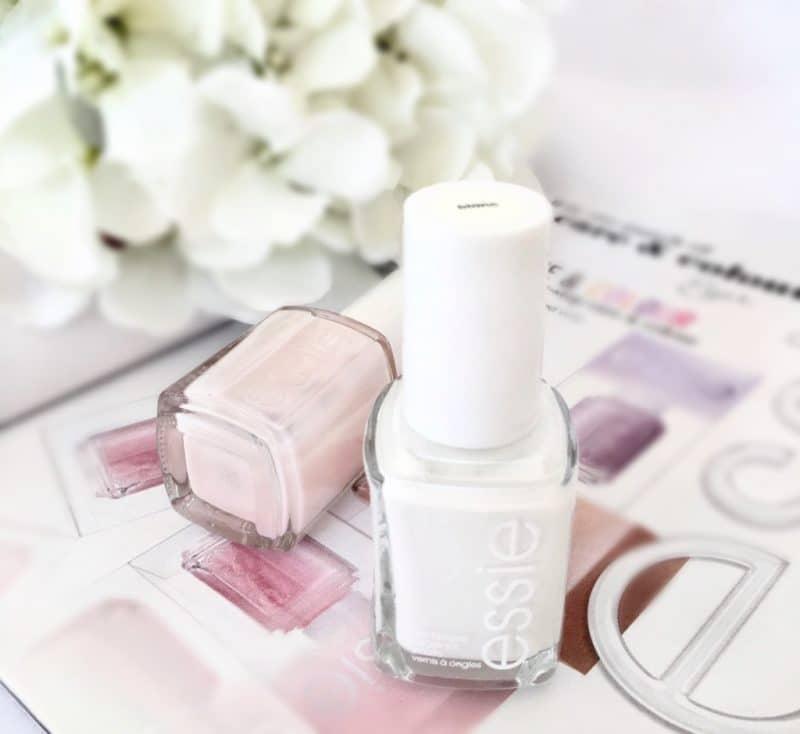 Essie treat love and colour plus blanc