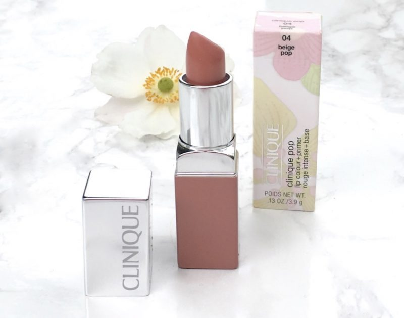 Clinique beige Pop mini