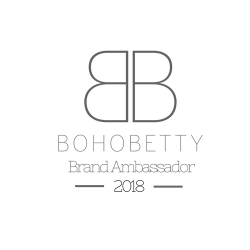 Boho Betty Brand Ambassador