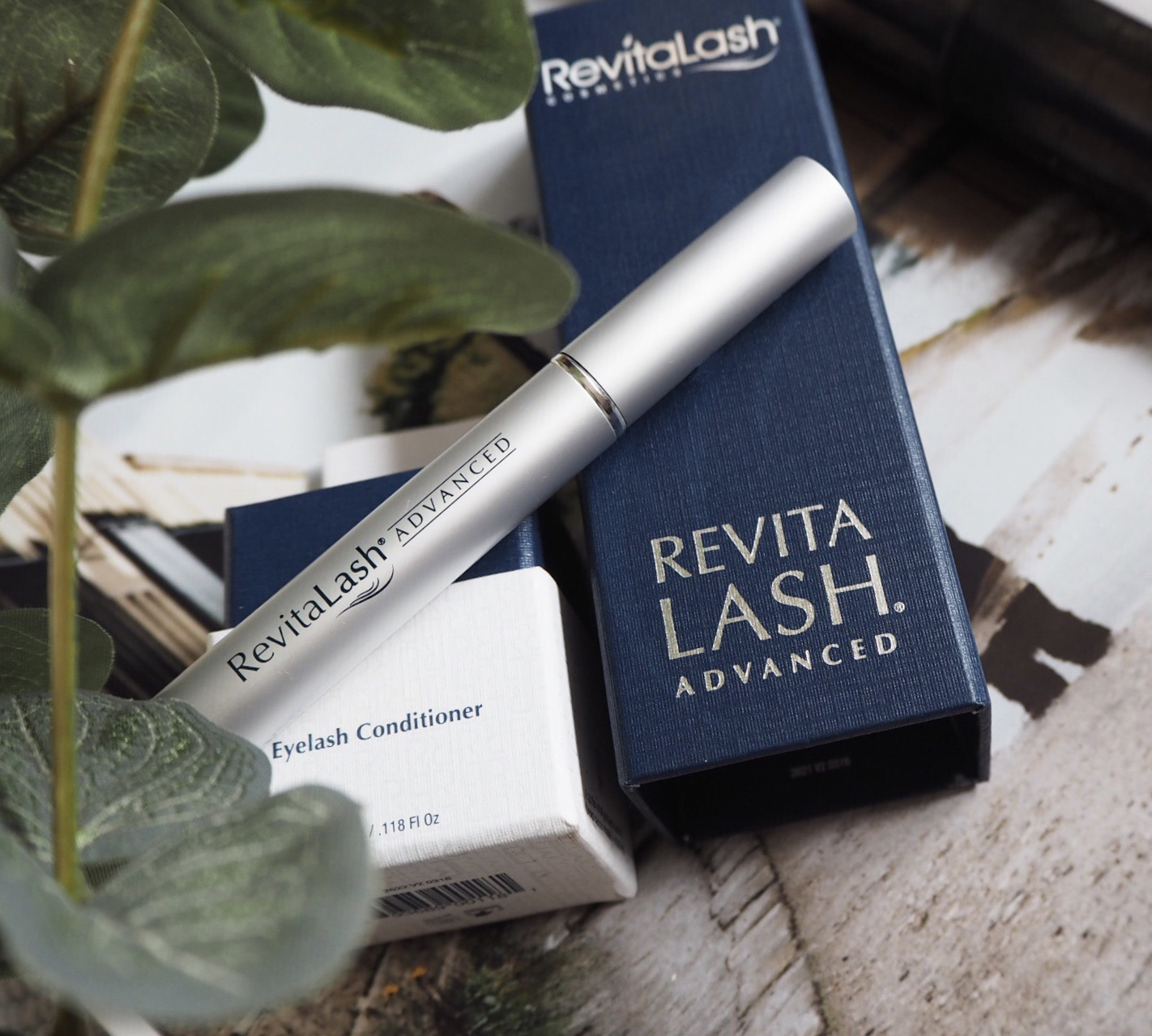 Revitalash, advanced lash conditioner with packaging