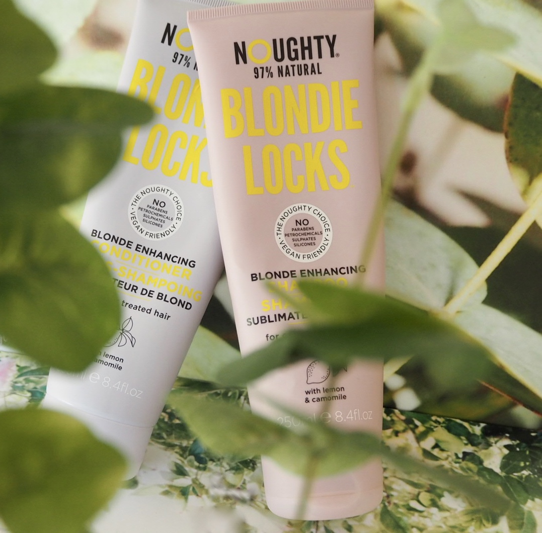 Noughty Haircare Blondie Locks Shampoo and conditioner