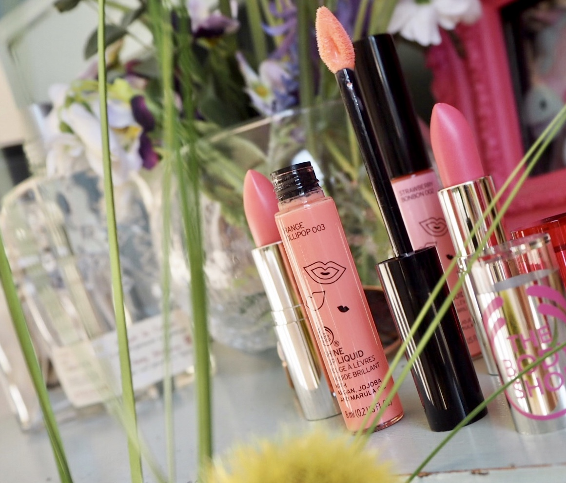 The body shop Lip Products