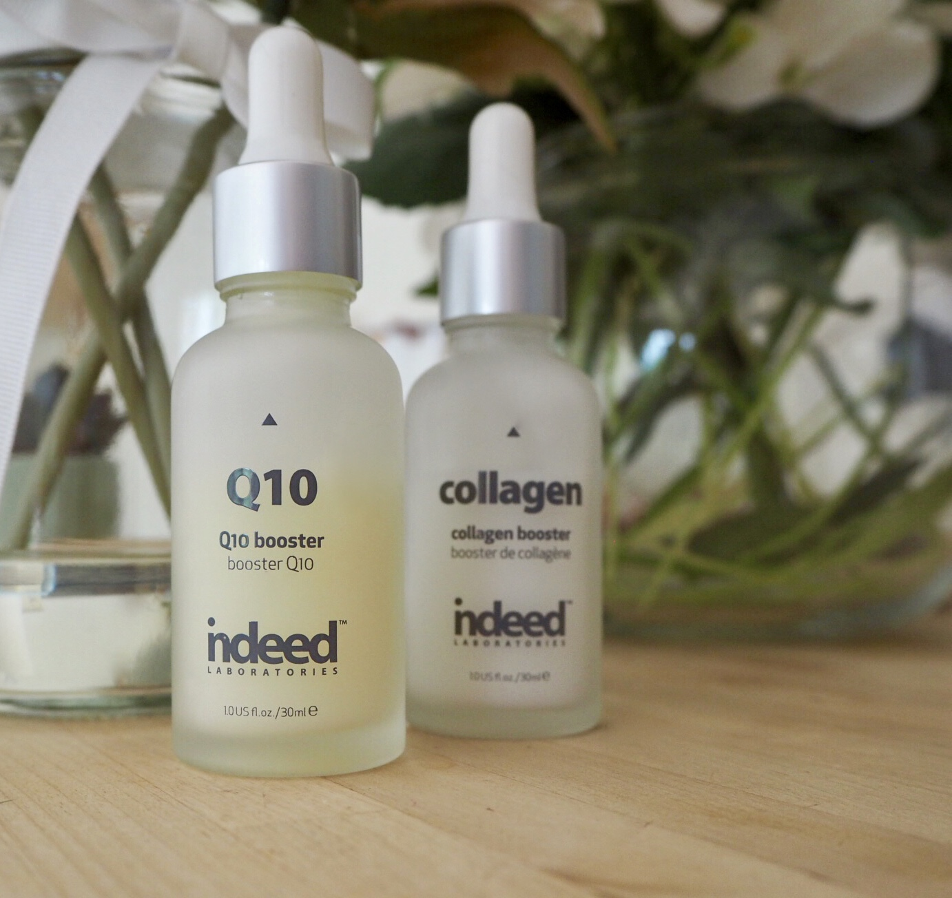 Indeed Laboratories Boosters Collagen and Q10